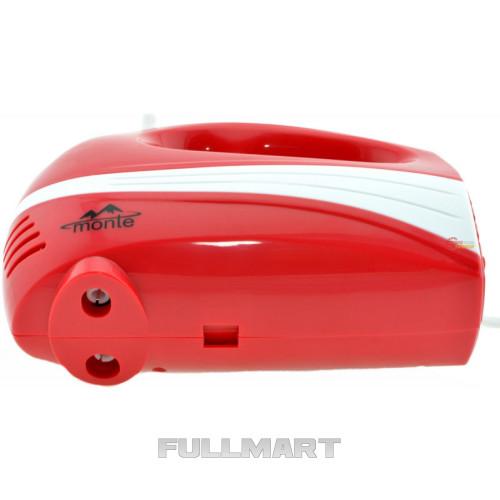 Миксер ручной MONTE MT-2001R 300 Вт Красный (hub_VpMU33183)