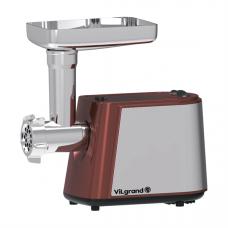 Мясорубка электрическая ViLgrand V228-СSMG 2200 Вт Красная (FL-357)