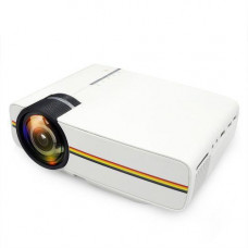 Проектор Led Projector LEJIADA YG400 с динамиком (sp4209)