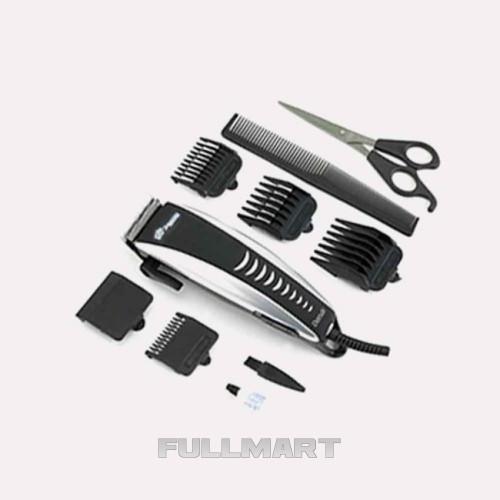Машинка для cтрижки волос DOMOTEC MS-4600-4610 Черный с серым