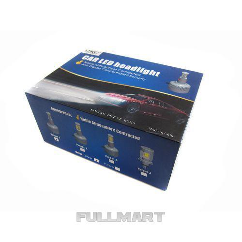 Led лампы для авто светодиодные UKC Car Led Headlight H1 33W 3000LM 4500-5000K (005462)